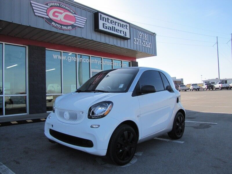 2016 smart fortwo Pure Collinsville OK