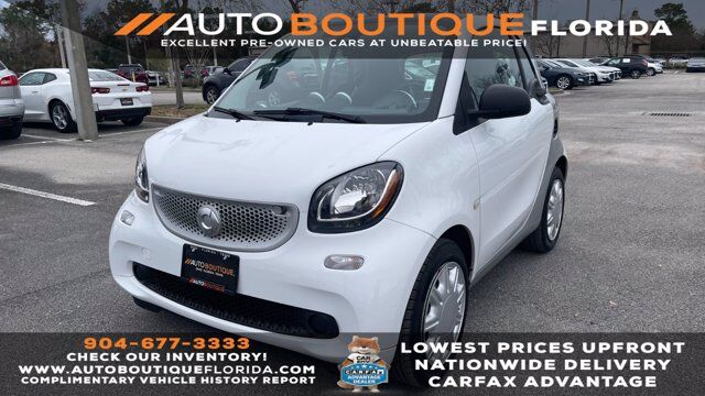2016 smart fortwo Pure Jacksonville  FL