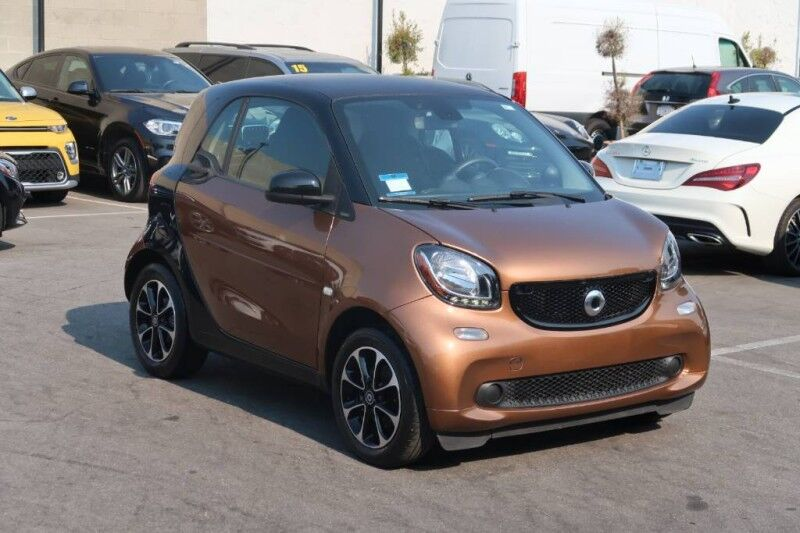 2016 smart fortwo Pure Monterey Park CA