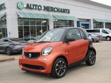 2016_smart_fortwo_passion coupe*KEYLESS ENTRY,MP3/CD PLAYER,BLUETOOTH CONNECTION,UNDER FACTORY WARRANTY!_ Plano TX