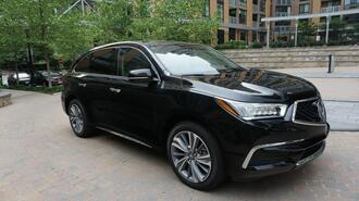 ACURA MDX TECHNOLOGY PACKA  Arlington VA