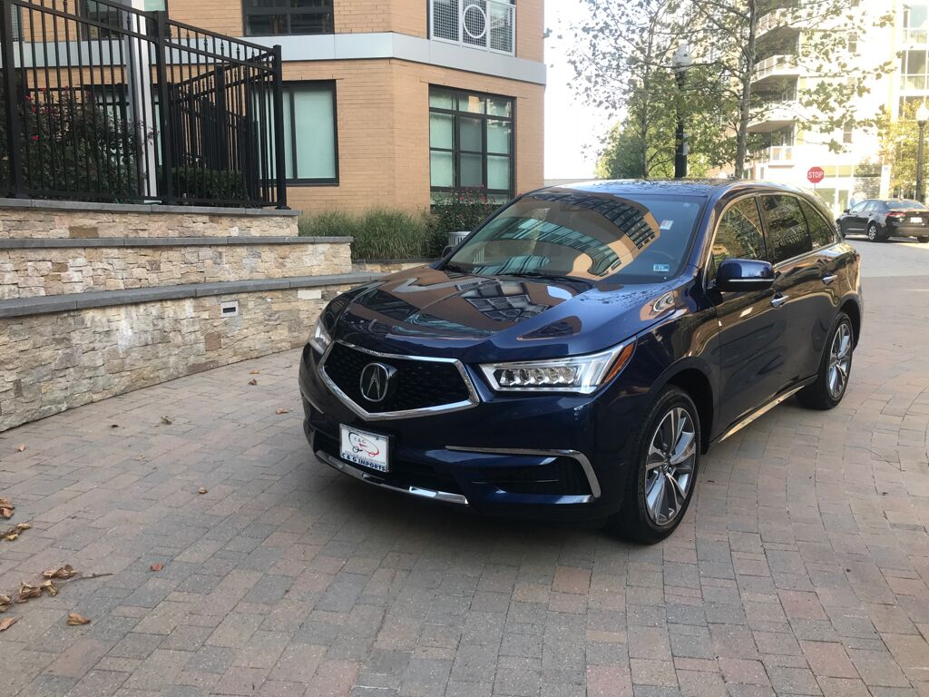 2017 ACURA MDX TECHNOLOGY PACKA  Arlington VA