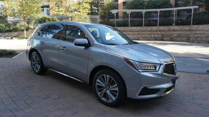 2017 ACURA MDX TECHNOLOGY PACKAGE Arlington VA