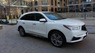 ACURA MDX TECHNOLOGY PACKAGES Arlington VA