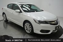 Acura ILX 2.4L CAM,SUNROOF,HTD STS,KEY-GO,17IN WLS 2017