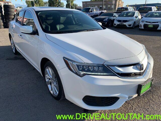 2017 Acura ILX 8-Spd AT