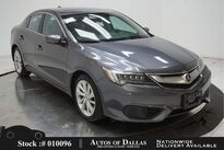 Acura ILX CAM,SUNROOF,HTD STS,KEY-GO,17IN WHLS 2017