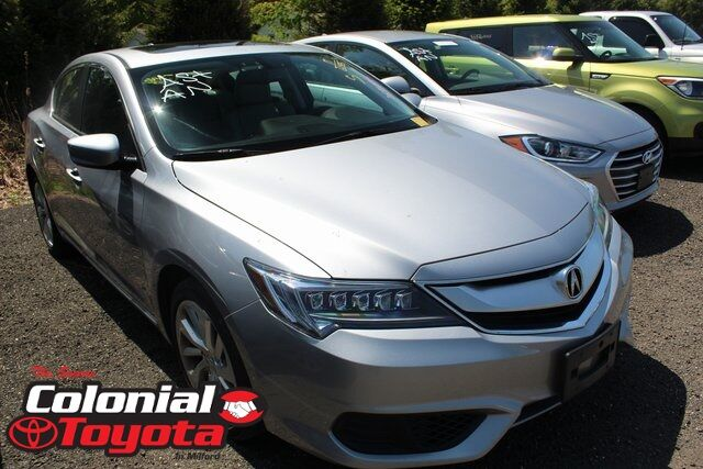 2017 Acura ILX Premium Package Milford CT