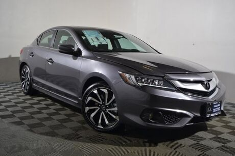 2017 Acura ILX Premium and A-SPEC Packages Seattle WA