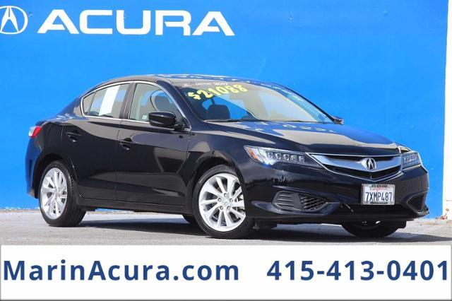 2017_Acura_ILX_Sedan w/AcuraWatch Plus_ Bay Area CA