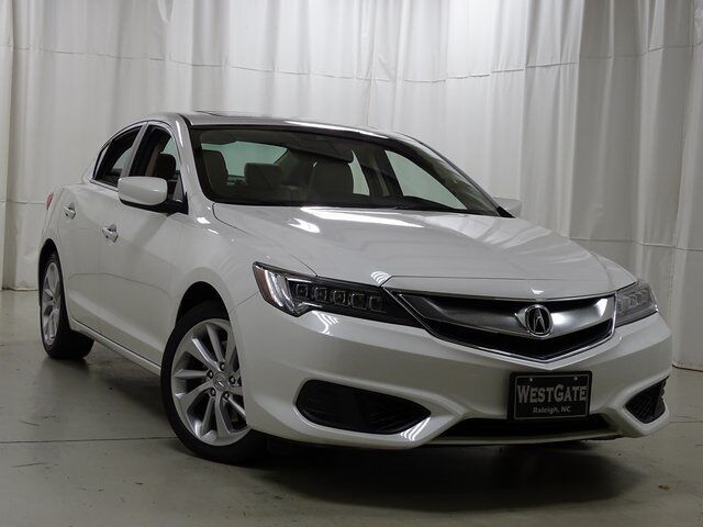 2017 Acura ILX Technology Package Raleigh NC