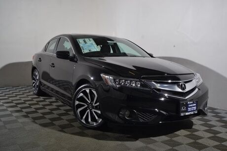 2017 Acura ILX Technology Plus and A-SPEC Packages Seattle WA
