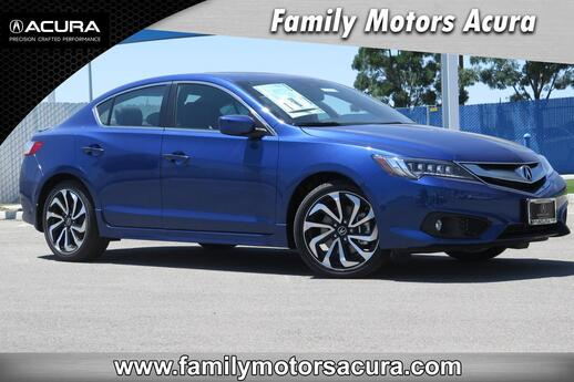2017 Acura ILX with Technology Plus and A-SPEC Package Bakersfield CA