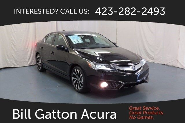 2017 Acura ILX with Technology Plus and A-SPEC Package Johnson City TN