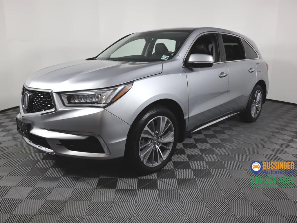 2017 Acura MDX - All Wheel Drive w/Technology Package Feasterville PA