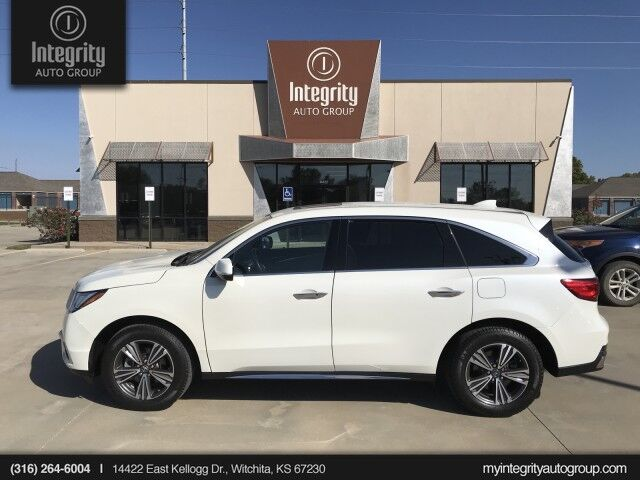 2017 Acura MDX  Wichita KS