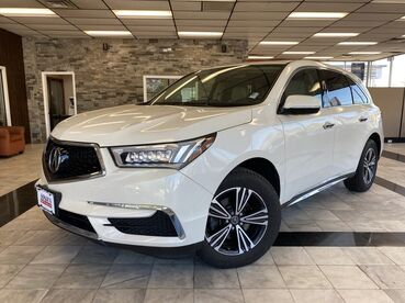 2017_Acura_MDX__ Worcester MA