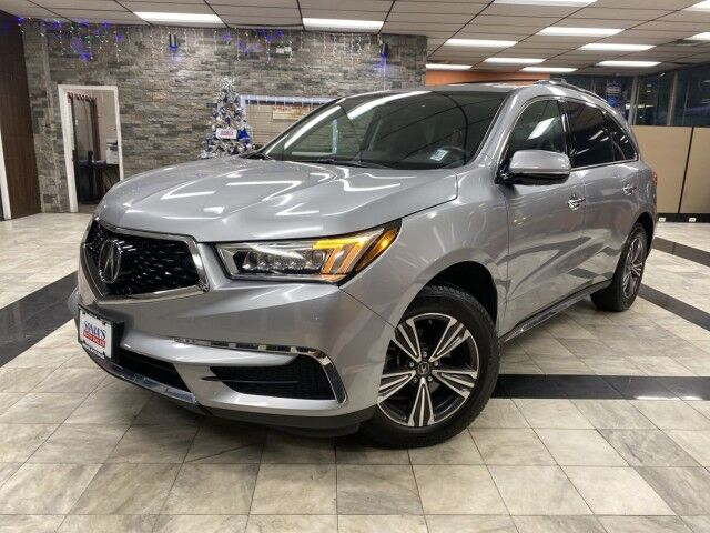 2017 Acura MDX  Worcester MA