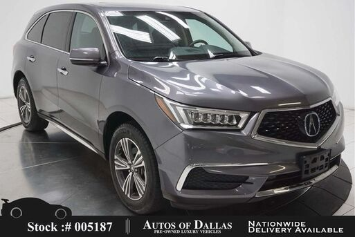 2017_Acura_MDX_3.5L CAM,SUNROOF,HTD STS,18IN WLS,3RD ROW_ Plano TX