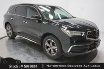Acura MDX 3.5L CAM,SUNROOF,HTD STS,18N WHLS,3RD ROW 2017