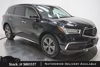 Acura MDX 3.5L CAM,SUNROOF,HTD STS,19IN WLS,3RD ROW 2017