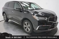 Acura MDX 3.5L CAM,SUNROOF,HTD STS,LANE ASST,3RD ROW 2017