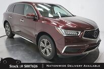 Acura MDX 3.5L CAM,SUNROOF,KEY-GO,18IN WLS,3RD ROW 2017