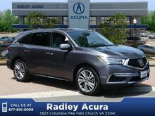 2017_Acura_MDX_3.5L_ Falls Church VA