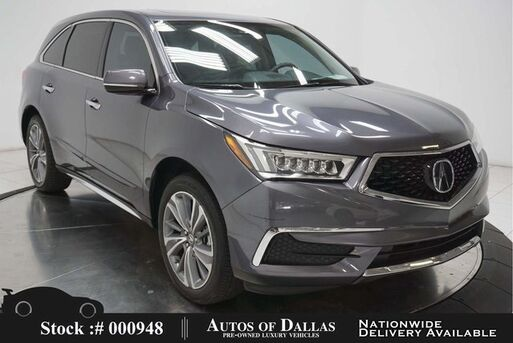 2017_Acura_MDX_3.5L NAV,CAM,SUNROOF,HTD STS,BLIND SPOT,3RD ROW_ Plano TX