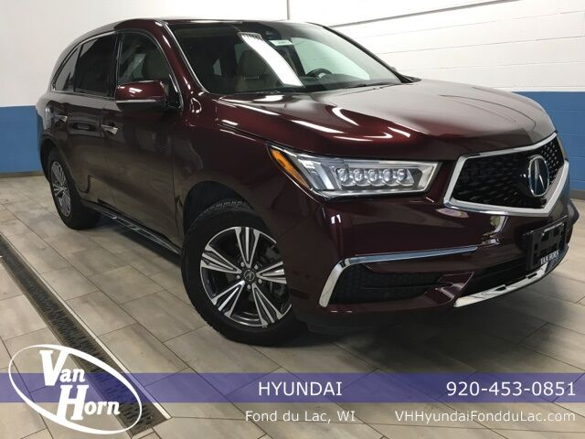 2017 Acura MDX 3.5L Plymouth WI