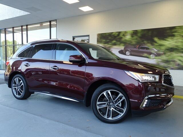 2017 Acura MDX 3.5L Raleigh NC