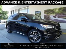 2017_Acura_MDX_3.5L_ Raleigh NC