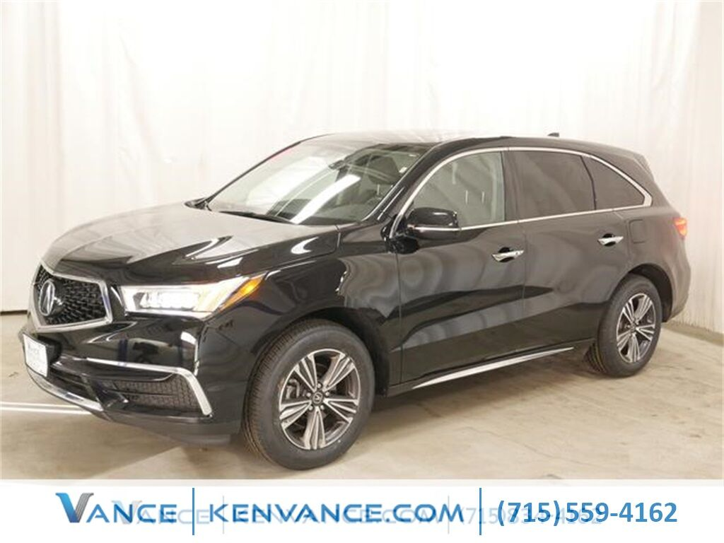 2017 Acura MDX 3.5L SH-AWD Eau Claire WI