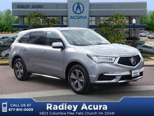 2017_Acura_MDX_3.5L SH-AWD_ Falls Church VA