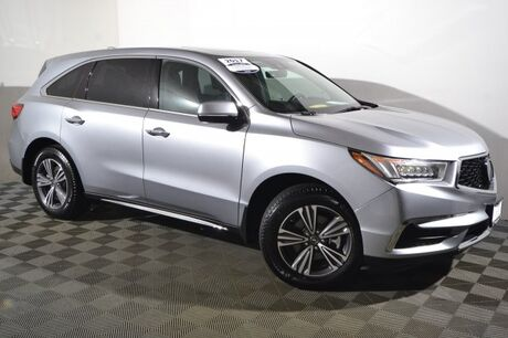 2017 Acura MDX 3.5L SH-AWD Seattle WA