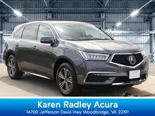 2017_Acura_MDX_3.5L SH-AWD_ Woodbridge VA