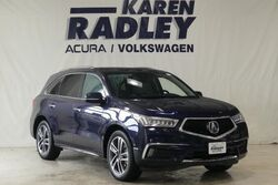 Acura MDX 3.5L SH-AWD w/Advance Package 2017
