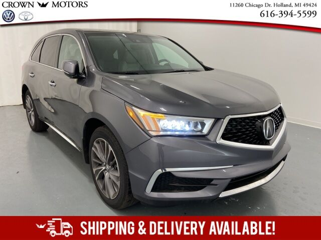 2017 Acura MDX 3.5L SH-AWD w/Technology Package Holland MI