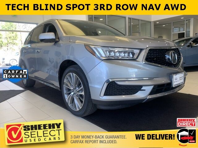 2017 Acura MDX 3.5L SH-AWD w/Technology Package Annapolis MD