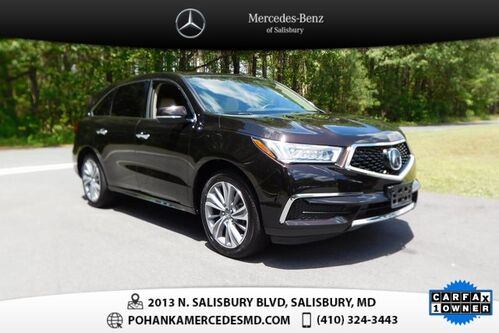 2017_Acura_MDX_3.5L SH-AWD w/Technology Package_ Salisbury MD