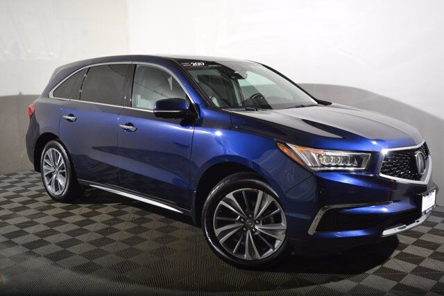 2017 Acura MDX 3.5L SH-AWD w/Technology Package Seattle WA