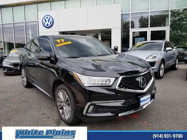 2017 Acura MDX 3.5L White Plains NY