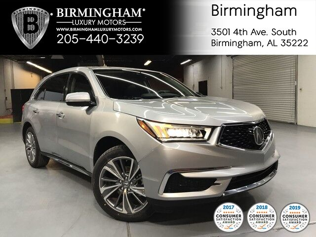 2017 Acura MDX 9-Spd AT w/Tech Package