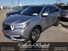 2017_Acura_MDX ADVANCED AWD__ Hays KS