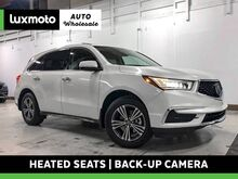 2017_Acura_MDX_AWD 3rd Row Seats Back-Up Camera Heated Seats_ Portland OR