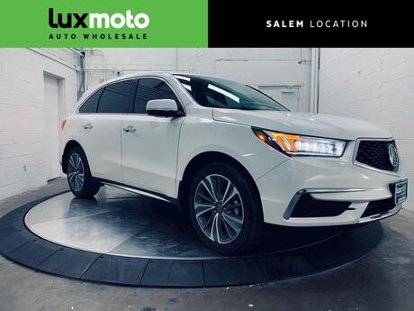 2017 Acura MDX AWD Technology Package Portland OR