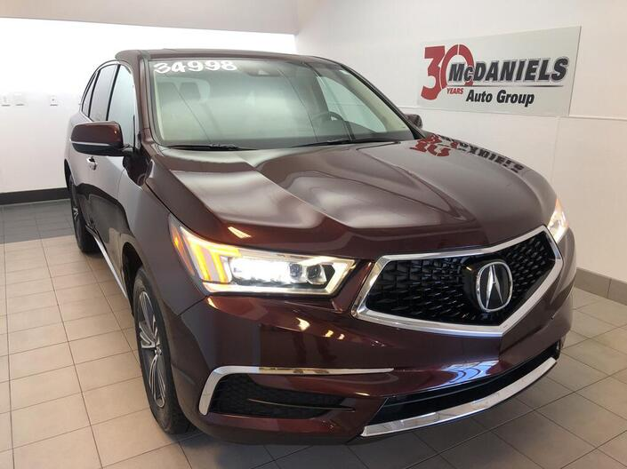 2017 Acura MDX Base Columbia SC