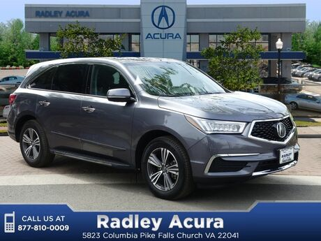 2017 Acura MDX Base Falls Church VA