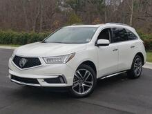 2017_Acura_MDX_FWD w/Advance Pkg_ Cary NC