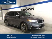 2017_Acura_MDX_Nav SH-AWD ** Low Kms ** Acura Watch **_ Winnipeg MB
